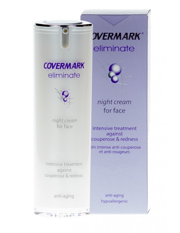 Crema facial Noche antirojeces  COVERMARK