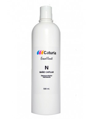 "Champú ""N"" Caturla"